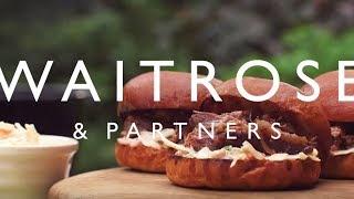 Heston's Short Rib Pulled Beef Sandwich | Waitrose