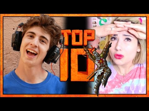TOP 10 - VIDEO PIU' VISTI IN ITALIA (2016)