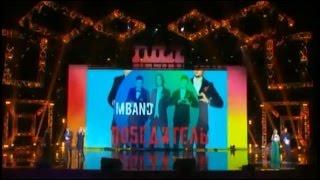 """MBAND победитель номинации """"Группа года"""" (реальная премия MusicBox 2016)"""