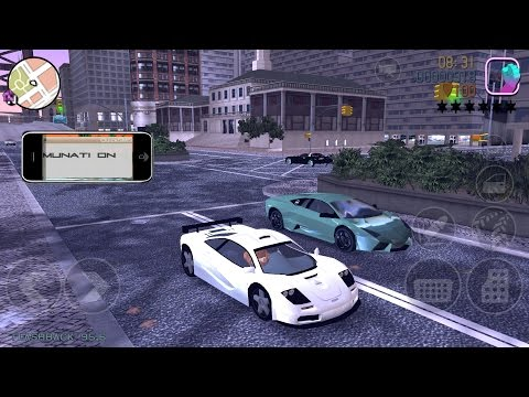 [Download] GTA 3 Modern Mod Mobile (Android 6.0.1)