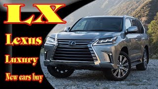 2018 lexus lx 570   2018 lexus lx 570 changes   2018 lexus lx 570 hybrid   2018 lexus lx 570 price