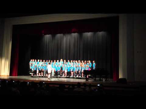 Grayhawk Elementary School Chorus 5.15.12