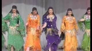 Egyptian Dance Igor Moiseev Ballet