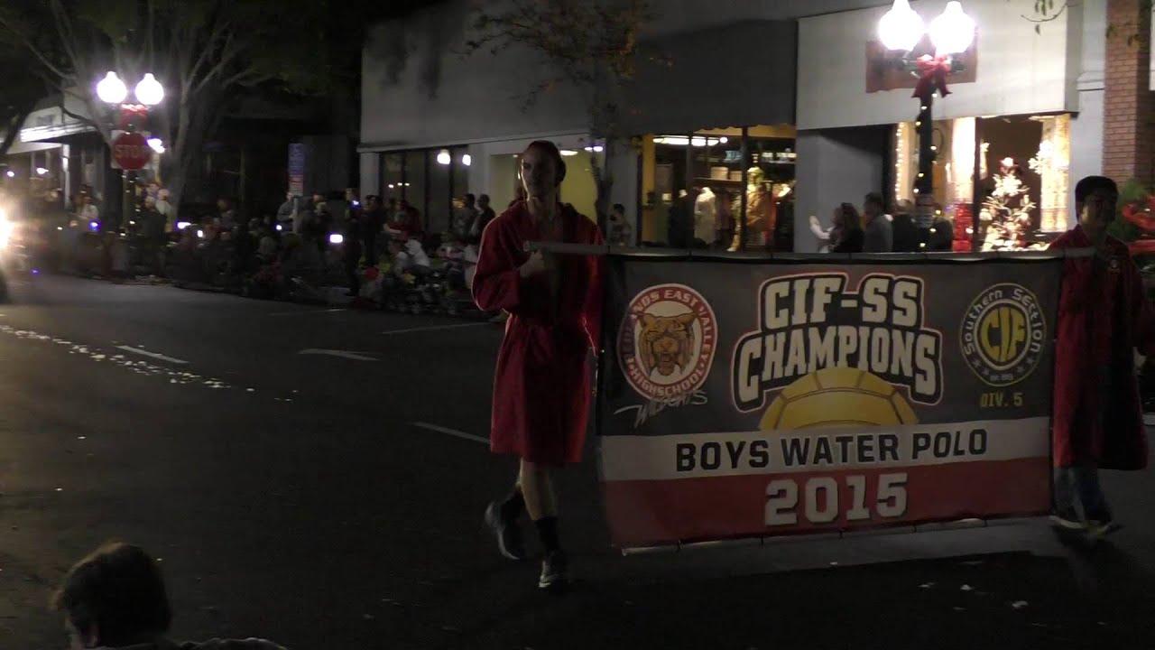 Redlands Christmas Parade 2015 - YouTube