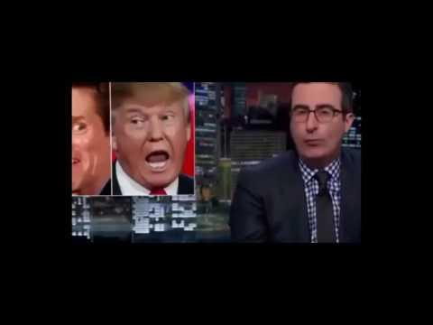 Last Week Tonight   Vana For Love Alone Trump with John Oliver