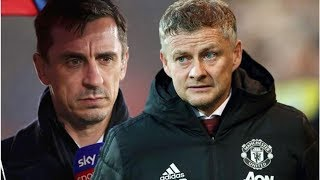 Man Utd boss Ole Gunnar Solskjaer disagrees with Gary Neville transfer comments- transfer news today