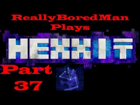RBM – Minecraft Hexxit – Part 37 – Steel Crafting For The Nether Ores