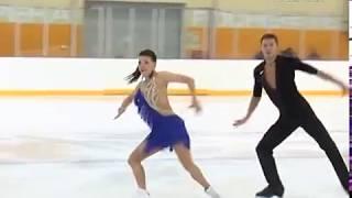 В Сызрани прошел первый этап кубка России по фигурному катанию