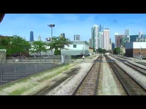 Open Platform Ride Pt. 1 - Chicago to Glenview