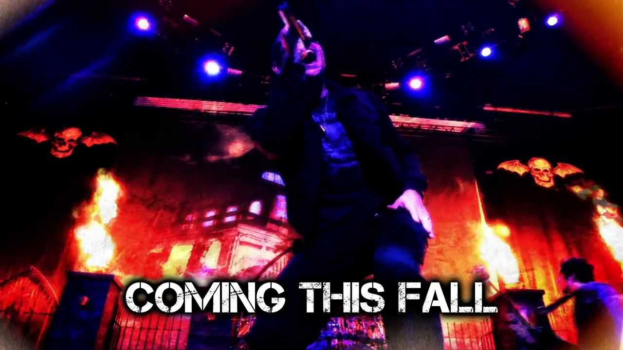 Avenged Sevenfold - Hail To The King Tour [Trailer]