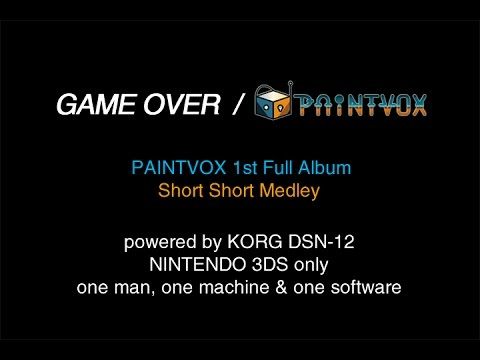 Paintvox - Gameover