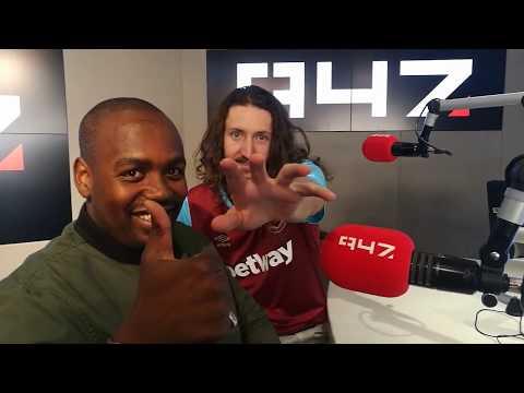 World Radio Day - Greg & Lucky on why they love radio