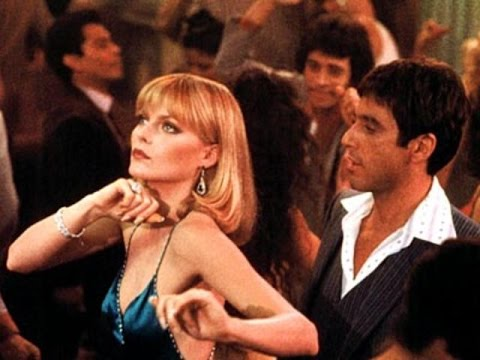 The eyes, chico... they never lie! ~ Al Pacino & Michelle Pfeiffer (Scarface, 1983)