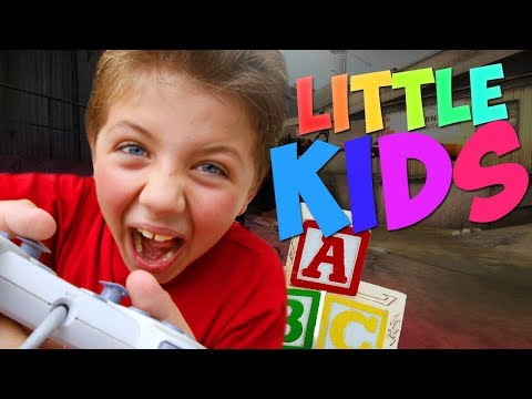 Annoying Little Kids In CSGO!