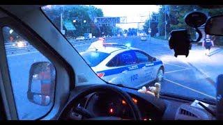 VLOG 91 - #TORUSSIAKAMLINE وقفونا البوليس في طريق الى موسكو - SAINT PETERSBOURG TO MOSCOW