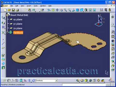 CATIA V5 Tutorial: Rotate, Pan and Zoom Using the Mouse