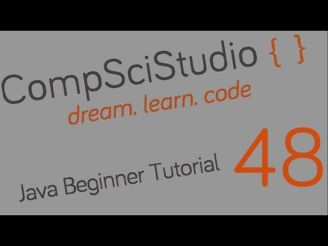 java-beginner-programming-tutorial-48-navigating-projects-in-windows
