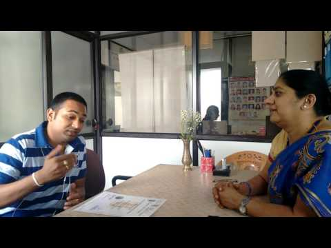 Interview with a DRA student