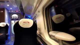 Leaving London Euston On A Virgin Trains Class 390 (07/09/15)