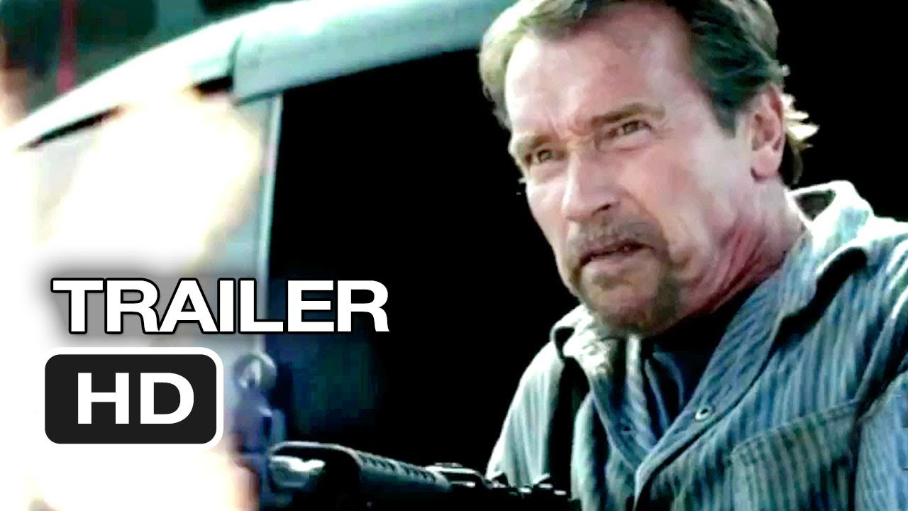 escape plan official trailer 1 2013 arnold schwarzenegger movie