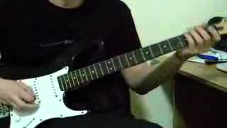 Парень нереально играет Осколок льда www.videogitarist.ru
