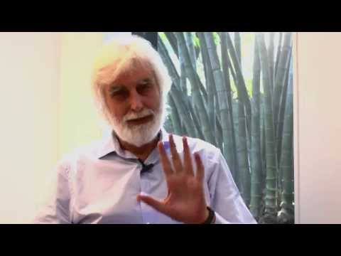 Dr. John Andrews reflecting on the latest scientific research on meditation and neuroscience