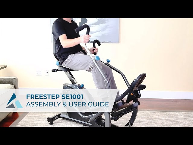 FreeStep SE1001 Assembly & User Guide Video