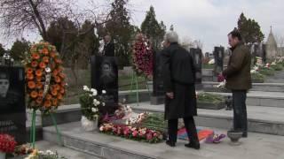 Սերժ Սարգսյանը Եռաբլուրում