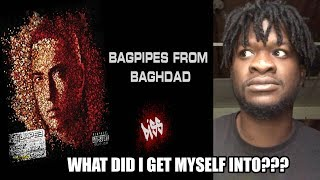 Eminem - Bagpipes from Baghdad (REACTION!!!)