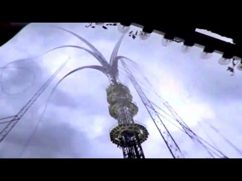 Los Juegos Mecanico Mas Extremos Del Mundo Youtube