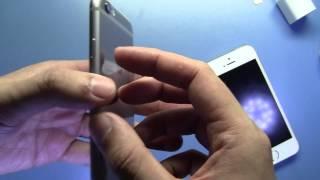 Unboxing iPhone 6 Space Gray, abrindo a caixa ! Português BR!