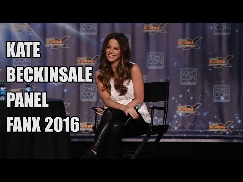 Kate Beckinsale Panel at FanX 2016