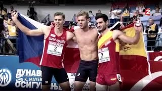 Mondiaux d'athlétisme : Dans la foulée de Kevin Mayer, objectif Londres !