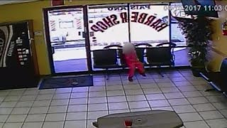 Police release disturbing video of gunfire narrowing missing young girl