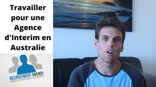 Video Travailler pour une agence d'interim en Australie download MP3, 3GP, MP4, WEBM, AVI, FLV Agustus 2017