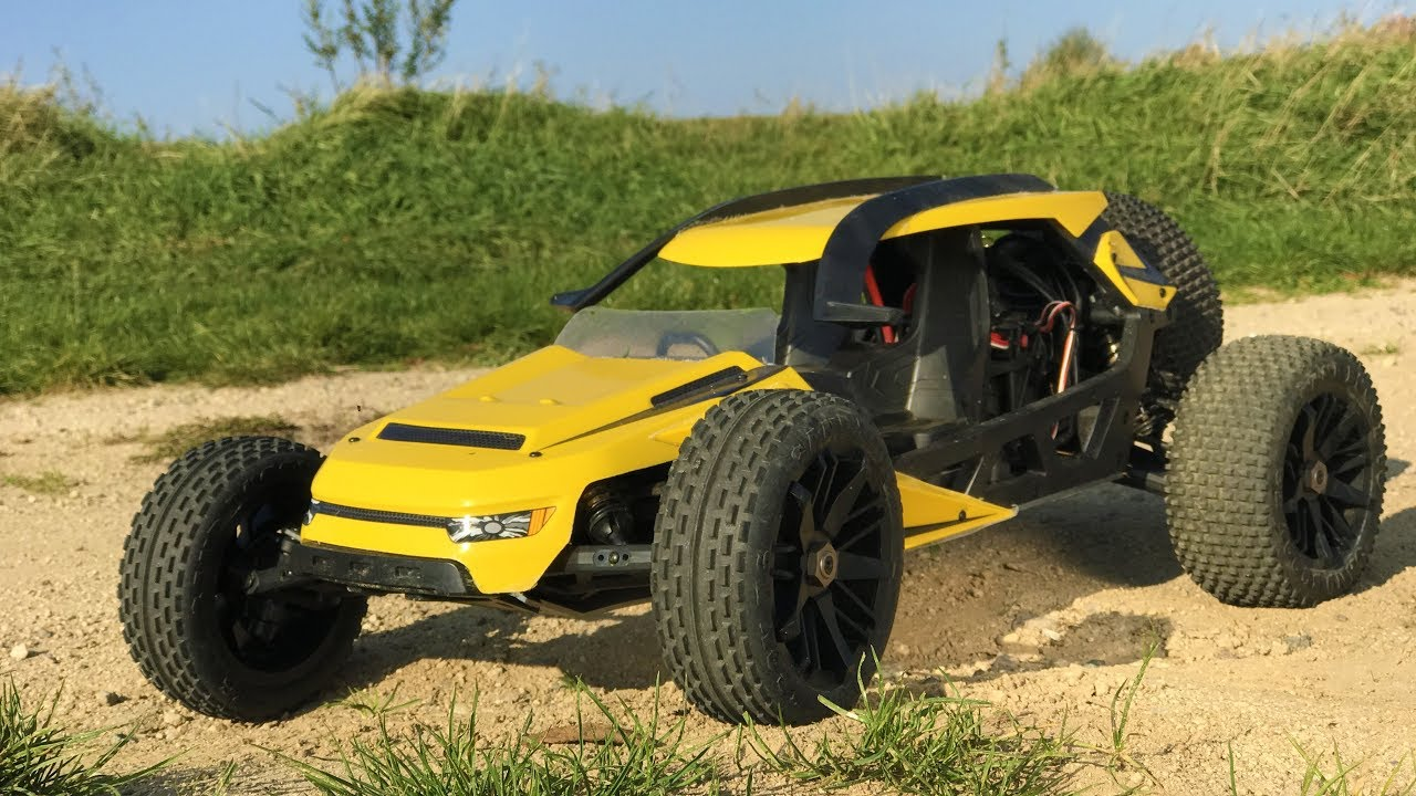 amazing rc buggy 100 km h rc racing car youtube. Black Bedroom Furniture Sets. Home Design Ideas