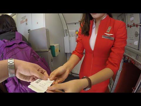 INDONESIA AIRASIA | QZ8454 FLIGHT EXPERIENCE BALI TO SOLO