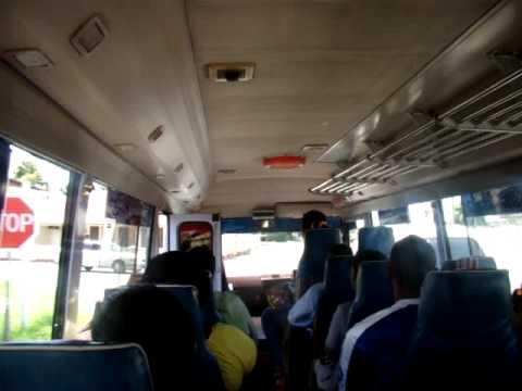 Día 9: En colectivo hacia el centro de Paramaribo (Suriname)