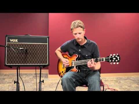 "How to Play ""Jesus Christ is Risen Today"" - Zac Hicks"