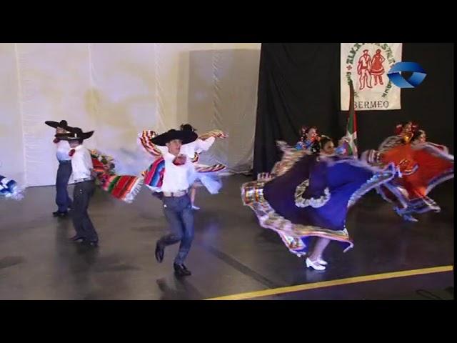Valentzia, Mexiko eta Italiako dantzak izan dira Nazioarteko Folklore Jaialdia