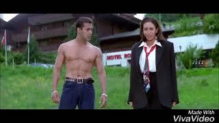 Download Mp3 ♥ Salman Khan  Raja   Karishma Kapoor  Rani  ♥