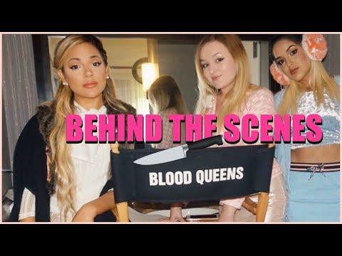 Blood Queens Behind The Scenes!