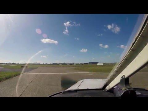 Flight From Fairoaks to Biggin Hill & Back Plus Radio Calls