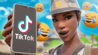 YOU LAUGH, YOU LOSE (fortnite tik tok edition)