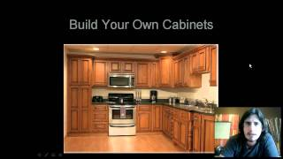 Diy Cabinet Plans - Build Your Own Cabinets