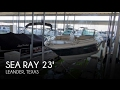 [SOLD] Used 1999 Sea Ray 230 BR Signature in Leander, Texas