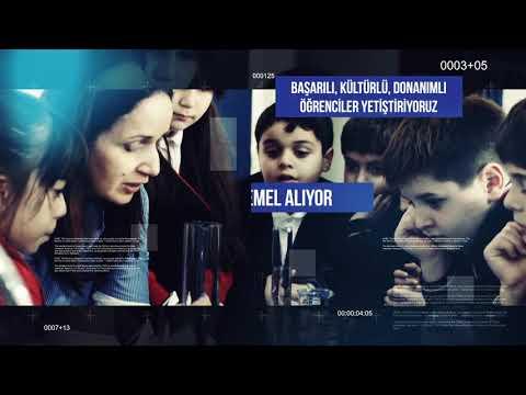 Özel Pangaltı Ermeni Lisesi Tanıtım Filmi