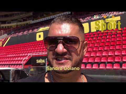 Sandro Goiano, campeão da CB 2008,  fala do seu amor ao Sport