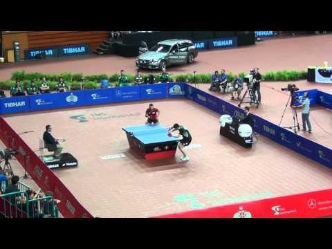 Portugal vs Alemanha - Euro Table Tennis 2014 - Final