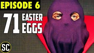 Watchmen Episode 6: Every Easter Egg and Hooded Justice Origin